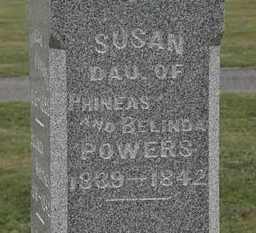 POWERS, SUSAN - Lorain County, Ohio | SUSAN POWERS - Ohio Gravestone Photos