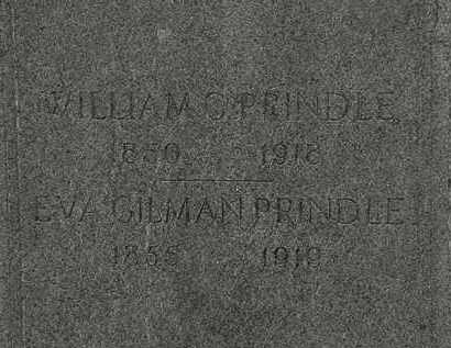 PRINDLE, EVA - Lorain County, Ohio | EVA PRINDLE - Ohio Gravestone Photos