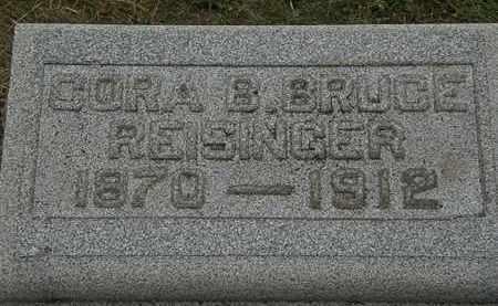 REISINGER, CORA B. - Lorain County, Ohio | CORA B. REISINGER - Ohio Gravestone Photos