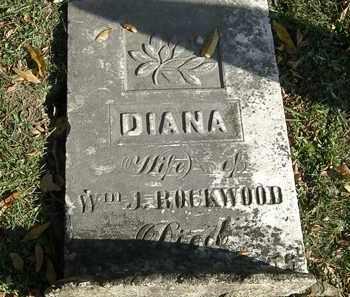 ROCKWOOD, WM. J. - Lorain County, Ohio | WM. J. ROCKWOOD - Ohio Gravestone Photos