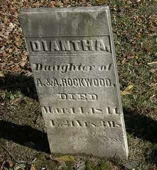ROCKWOOD, A. - Lorain County, Ohio | A. ROCKWOOD - Ohio Gravestone Photos