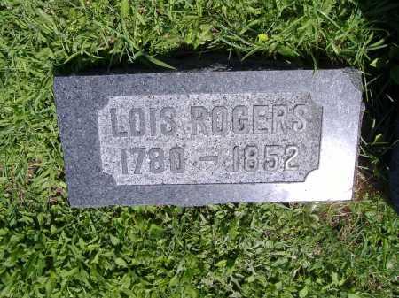 MAYNARD ROGERS, LOIS - Lorain County, Ohio | LOIS MAYNARD ROGERS - Ohio Gravestone Photos
