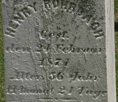 ROHRBACH, HENRY - Lorain County, Ohio   HENRY ROHRBACH - Ohio Gravestone Photos