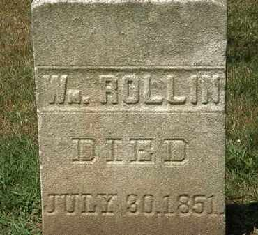 ROLLIM, W. - Lorain County, Ohio | W. ROLLIM - Ohio Gravestone Photos