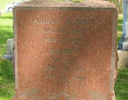 ROOT, ASHLEY S. - Lorain County, Ohio   ASHLEY S. ROOT - Ohio Gravestone Photos