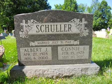 SCHULLER, CONNIE E. - Lorain County, Ohio | CONNIE E. SCHULLER - Ohio Gravestone Photos