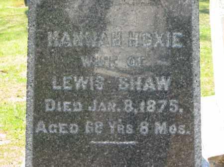 SHAW, LEWIS - Lorain County, Ohio | LEWIS SHAW - Ohio Gravestone Photos