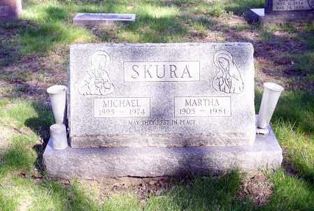 SKURA, MICHAEL - Lorain County, Ohio   MICHAEL SKURA - Ohio Gravestone Photos