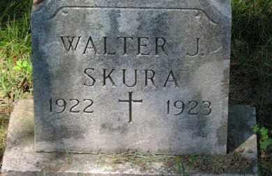 SKURA, WALTER J. - Lorain County, Ohio | WALTER J. SKURA - Ohio Gravestone Photos