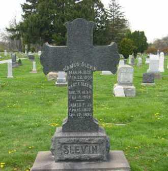 SLEVIN, MARY E. - Lorain County, Ohio | MARY E. SLEVIN - Ohio Gravestone Photos