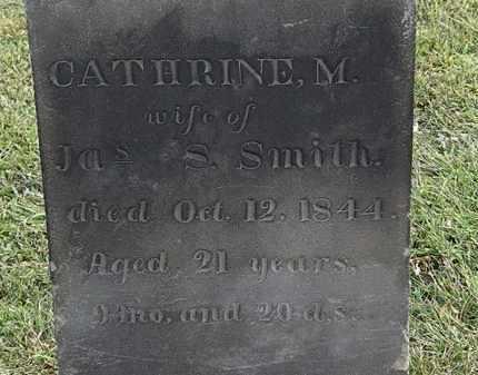 SMITH, CATHRINE M. - Lorain County, Ohio   CATHRINE M. SMITH - Ohio Gravestone Photos