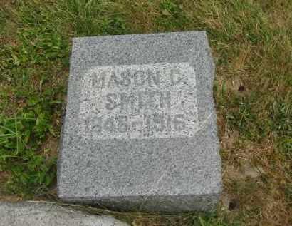 SMITH, MASON C. - Lorain County, Ohio   MASON C. SMITH - Ohio Gravestone Photos