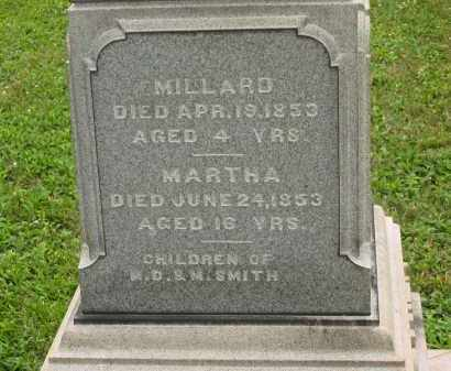 SMITH, M.D. - Lorain County, Ohio | M.D. SMITH - Ohio Gravestone Photos