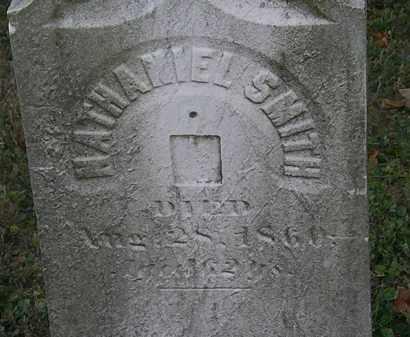 SMITH, NATHANIEL - Lorain County, Ohio   NATHANIEL SMITH - Ohio Gravestone Photos