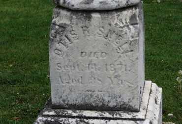 SNELL, OTIS R. - Lorain County, Ohio | OTIS R. SNELL - Ohio Gravestone Photos
