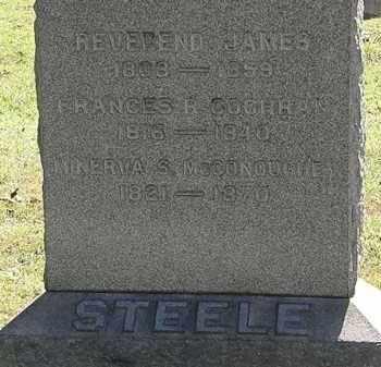 COCHRAN STEELE, FRANCES R. - Lorain County, Ohio | FRANCES R. COCHRAN STEELE - Ohio Gravestone Photos