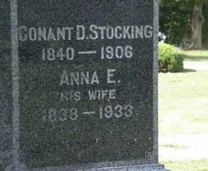 STOCKING, ANNA F. - Lorain County, Ohio | ANNA F. STOCKING - Ohio Gravestone Photos