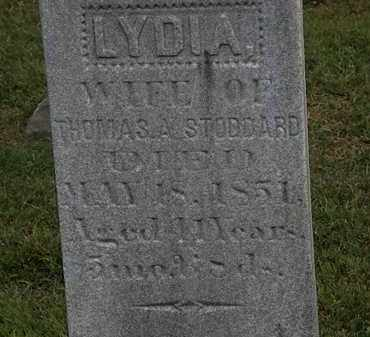 STODDARD, THOMAS A. - Lorain County, Ohio | THOMAS A. STODDARD - Ohio Gravestone Photos