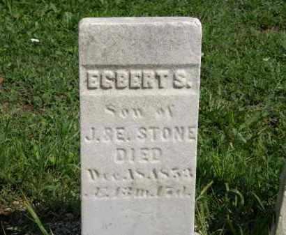 STONE, EGBERT S. - Lorain County, Ohio | EGBERT S. STONE - Ohio Gravestone Photos