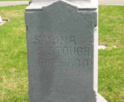 STOUGH, SALINA - Lorain County, Ohio | SALINA STOUGH - Ohio Gravestone Photos