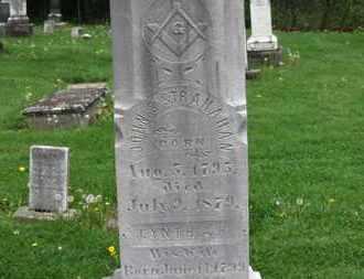 STRANAHAN, JOHN S. - Lorain County, Ohio   JOHN S. STRANAHAN - Ohio Gravestone Photos