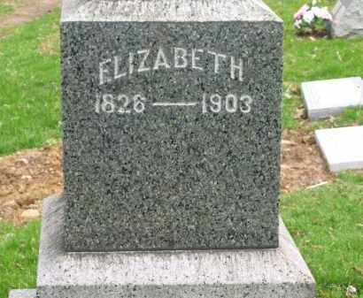 STRICKLER, ELIZABETH - Lorain County, Ohio | ELIZABETH STRICKLER - Ohio Gravestone Photos