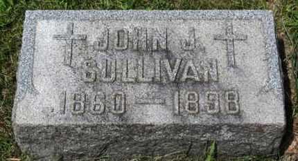 SULLIVAN, JOHN J. - Lorain County, Ohio | JOHN J. SULLIVAN - Ohio Gravestone Photos