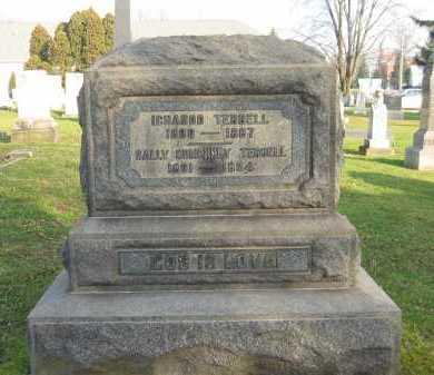 TERRELL, ICHABOD - Lorain County, Ohio | ICHABOD TERRELL - Ohio Gravestone Photos
