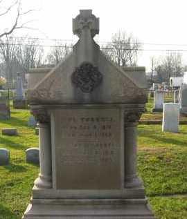 TERRELL, ESTHER H. - Lorain County, Ohio | ESTHER H. TERRELL - Ohio Gravestone Photos