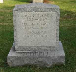 TERRELL, PERLINA - Lorain County, Ohio | PERLINA TERRELL - Ohio Gravestone Photos