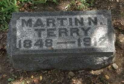 TERRY, MARTIN N. - Lorain County, Ohio | MARTIN N. TERRY - Ohio Gravestone Photos