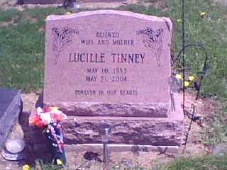 TINNEY, LUCILLE - Lorain County, Ohio | LUCILLE TINNEY - Ohio Gravestone Photos