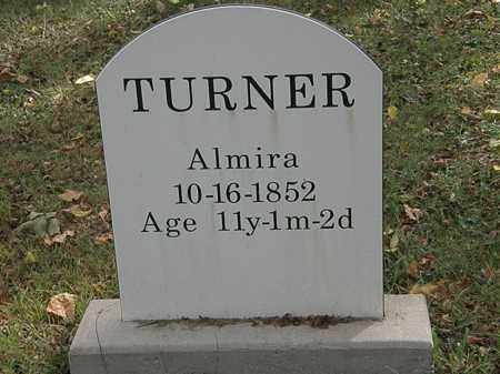 TURNER, ALMIRA - Lorain County, Ohio | ALMIRA TURNER - Ohio Gravestone Photos