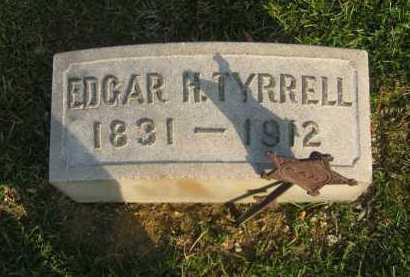 TYRELL, EDGAR H. - Lorain County, Ohio | EDGAR H. TYRELL - Ohio Gravestone Photos