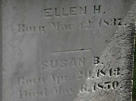 UNDERHILL, SUSAN B. - Lorain County, Ohio   SUSAN B. UNDERHILL - Ohio Gravestone Photos