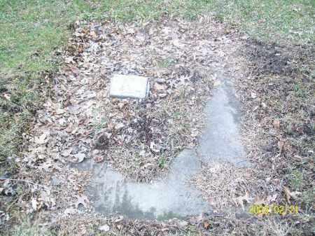 UNKNOWN, MARKER - Lorain County, Ohio | MARKER UNKNOWN - Ohio Gravestone Photos