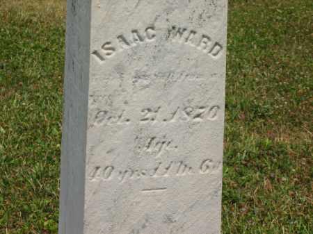 WARD, ISAAC - Lorain County, Ohio | ISAAC WARD - Ohio Gravestone Photos
