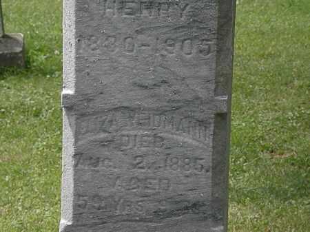 WEIDMANN, ELIZA - Lorain County, Ohio   ELIZA WEIDMANN - Ohio Gravestone Photos