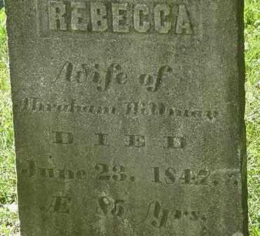 WELLMAN, REBECCA - Lorain County, Ohio   REBECCA WELLMAN - Ohio Gravestone Photos