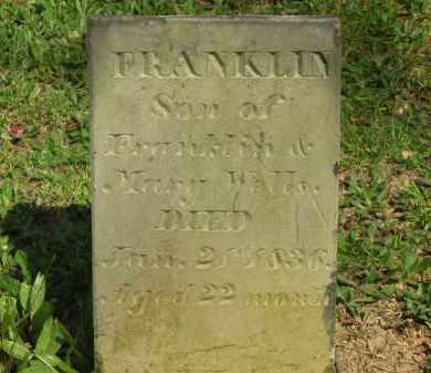 WELLS, MARY - Lorain County, Ohio | MARY WELLS - Ohio Gravestone Photos