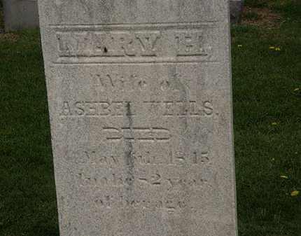 WELLS, ASHBEL - Lorain County, Ohio | ASHBEL WELLS - Ohio Gravestone Photos