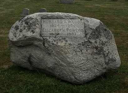 WILCOX, HUBBARD - Lorain County, Ohio | HUBBARD WILCOX - Ohio Gravestone Photos