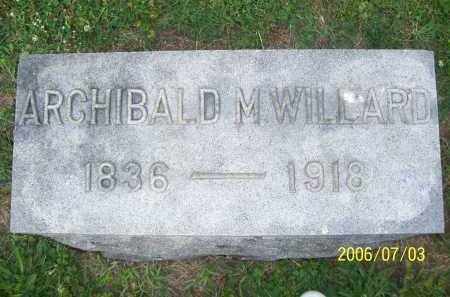WILLARD, ARCHIBALD - Lorain County, Ohio | ARCHIBALD WILLARD - Ohio Gravestone Photos