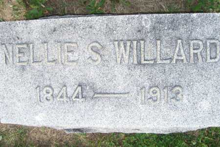 WILLARD, NELLIE - Lorain County, Ohio | NELLIE WILLARD - Ohio Gravestone Photos