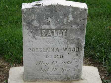 WOOD, PORSENNA - Lorain County, Ohio | PORSENNA WOOD - Ohio Gravestone Photos