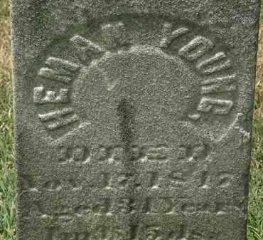 YOUNG, HEMAN - Lorain County, Ohio | HEMAN YOUNG - Ohio Gravestone Photos