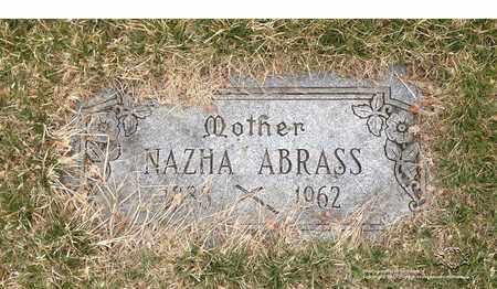 ABRASS, ELIZABETH - Lucas County, Ohio | ELIZABETH ABRASS - Ohio Gravestone Photos