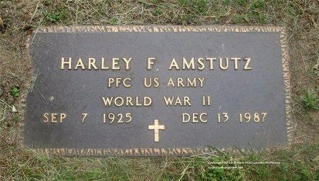 AMSTUTZ, HARLEY F. - Lucas County, Ohio | HARLEY F. AMSTUTZ - Ohio Gravestone Photos