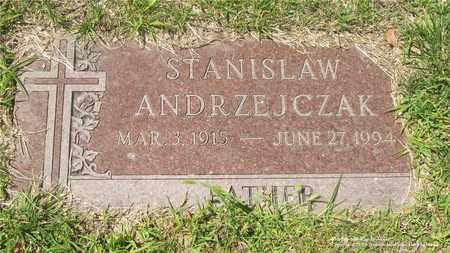 ANDRZEJCZAK, STANISLAW - Lucas County, Ohio   STANISLAW ANDRZEJCZAK - Ohio Gravestone Photos
