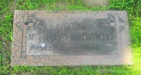 ANTKOWIAK, MICHAEL - Lucas County, Ohio   MICHAEL ANTKOWIAK - Ohio Gravestone Photos